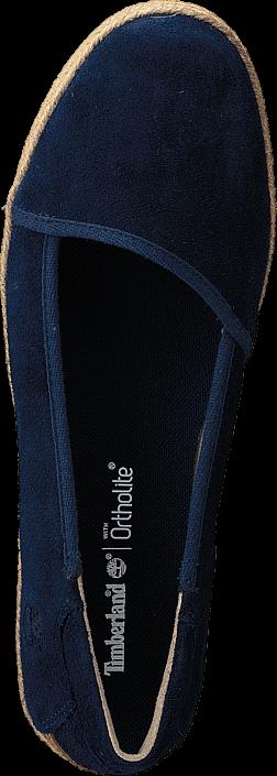 Timberland - Casco Bay Leather Slip On Navy