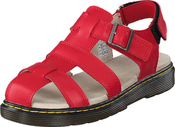 Dr Martens - Sailor Red