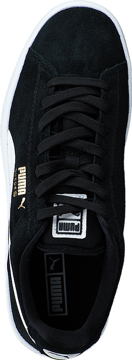 Puma Suede S Black-White
