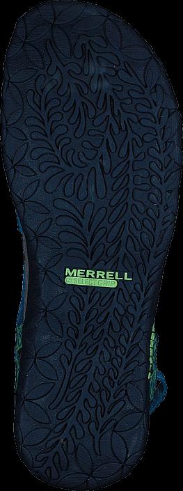 Merrell - Terran Lattice II Teal