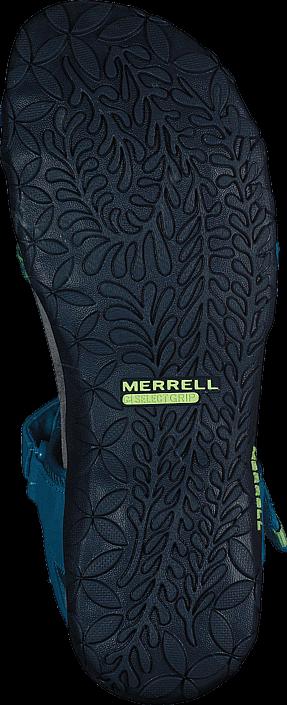 Merrell - Terran CrossII Teal