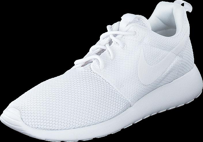 Nike - Nike Roshe One White/White
