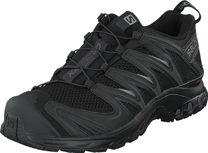 Salomon Xa Pro 3D Black/Black/Dark Cloud