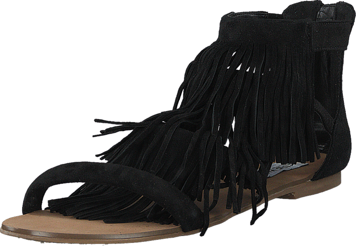 Steve Madden - Favorit Black Suede