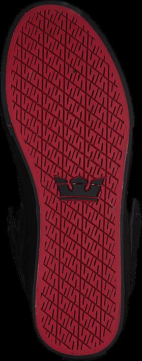 Supra - Vaider Classic Black/Black-Red