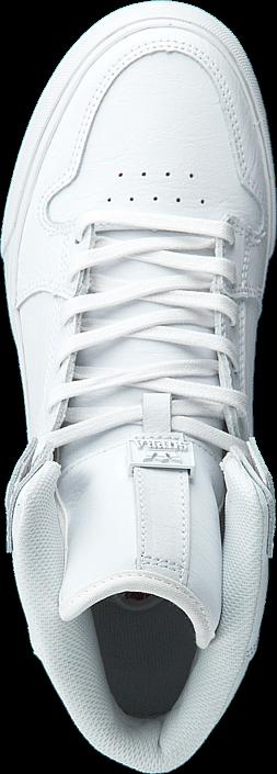 Supra - Vaider Classic White/White-Red