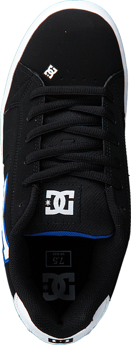 DC Shoes - Dc Net Shoe Black/White/Blue