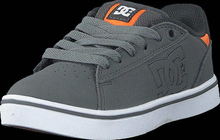 DC Shoes - Dc Kids Notch B Shoe Grey