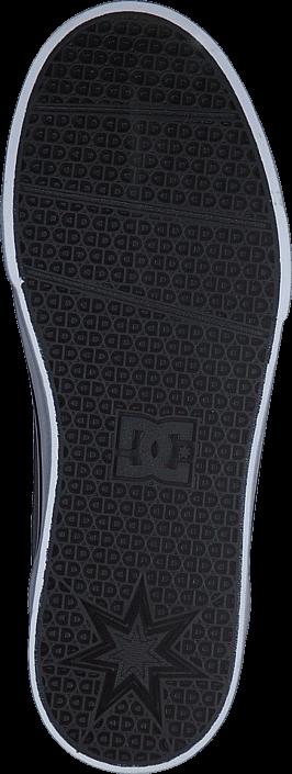 DC Shoes Dc Kids Trase Slip-On Shoe Grey/Black/White
