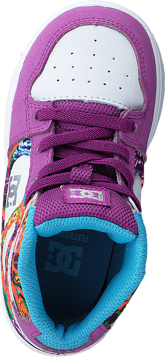 DC Shoes - Dc Tod Rebound Se Ul Shoe Purple Rain