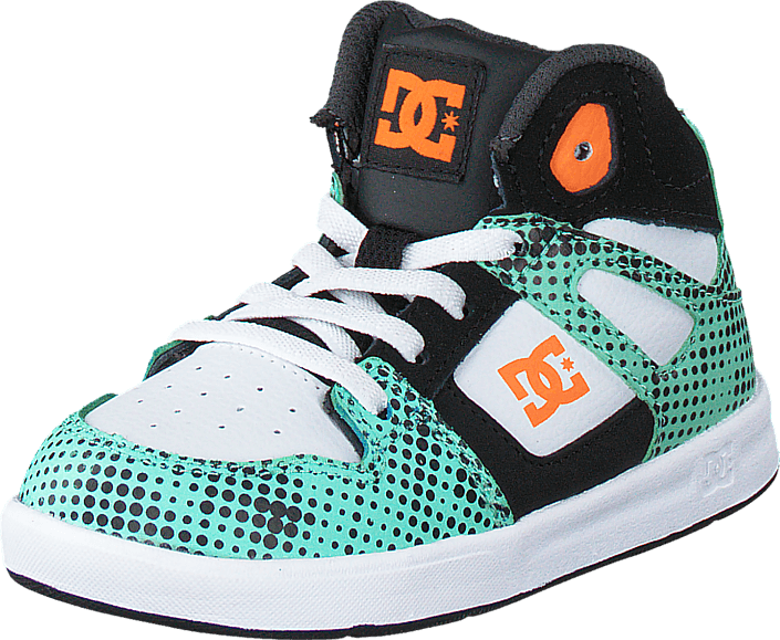 DC Shoes - Dc Tod Rebound Se Ul Shoe Black/White/Blue