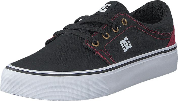 DC Shoes - Dc Trase Tx Shoe Black/Red