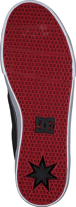 DC Shoes - Dc Trase Slip-On Tx Shoe Grey/Black/Red