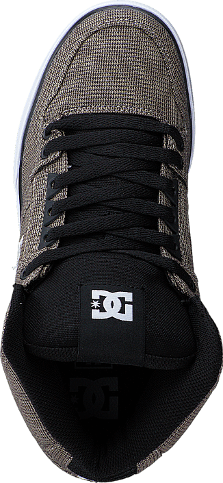 DC Shoes Dc Spartan Hi Wc Tx Se Shoe Granite