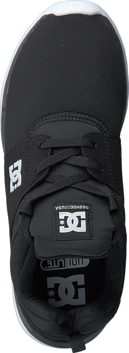 DC Shoes - Dc Heathrow M Shoe Black/White