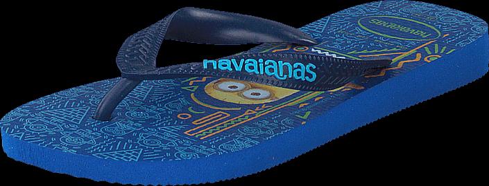 Havaianas - Kids Minions Blue Star