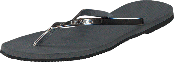 Havaianas - You Metallic Steel Grey