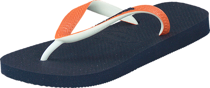 Havaianas - Kids Top Mix Navy/Neón Orange