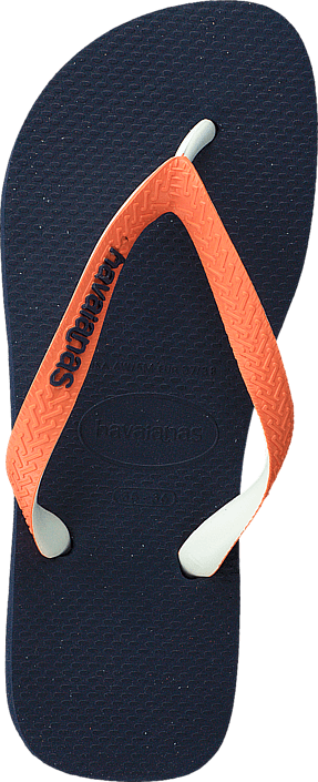 Havaianas Kids Top Mix Navy/Neón Orange