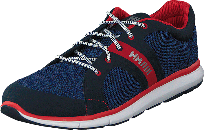 Helly Hansen - Ahiga 2 Navy/Flagred/White