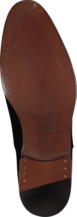 Oscar Jacobson - Plaza 193 Black