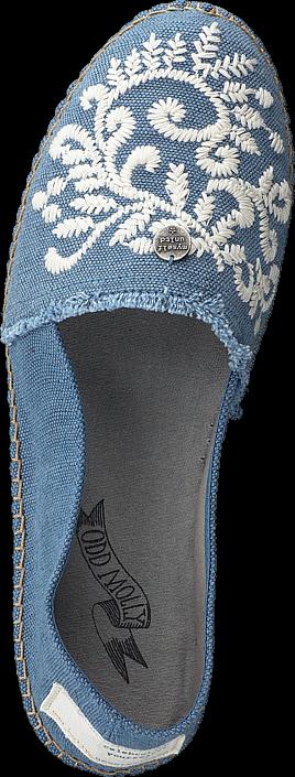 Odd Molly - Oddspadrillos Embroidered Navy