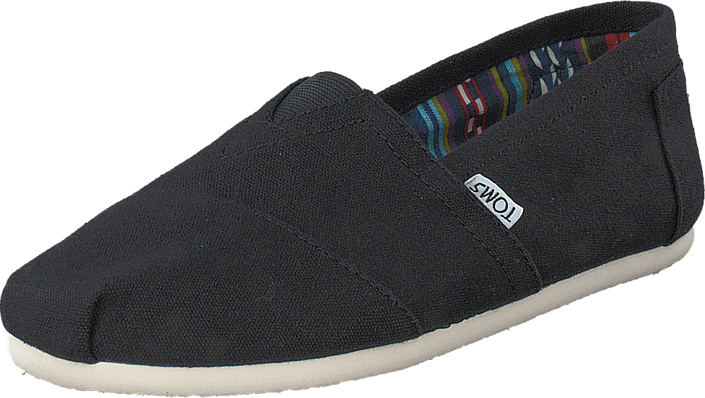 Toms - Canvas Men's Classic Alpargata Black