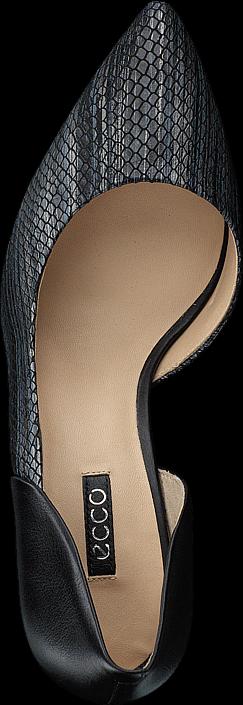 Ecco - Belleair Black-Gold Antic/ Black