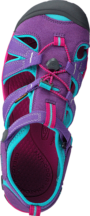Keen Seacamp Ii Cnx-Jr Purple Heart/Very Berry