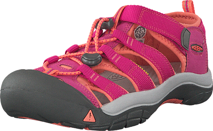 Keen - Newport H2-Jr Very Berry/Fusion Coral