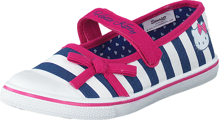 Hello Kitty - Hello Kitty 457320 Navy/White