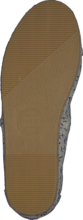 Paez - Raw Blue Morocco