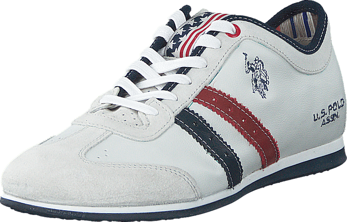U.S. Polo Assn - Denzel White