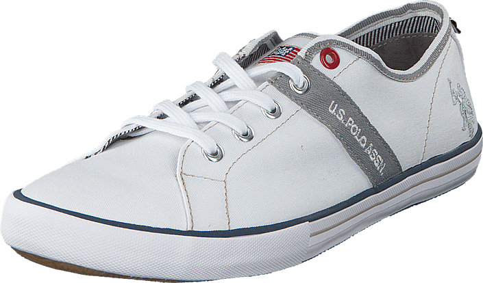 U.S. Polo Assn - Cuped White