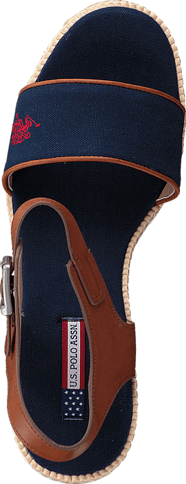 U.S. Polo Assn - Nymphea Dark Blue/Tan