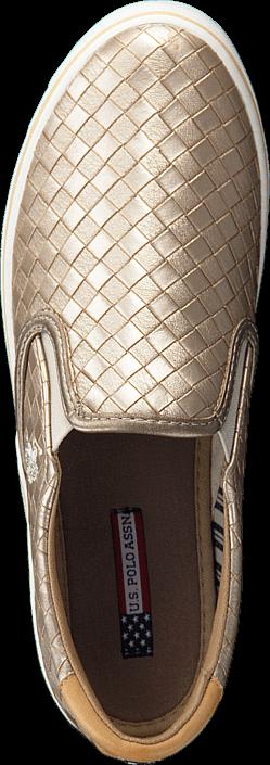 U.S. Polo Assn Nova Woven Bronze