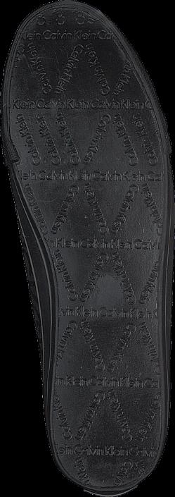 Calvin Klein Jeans - WYLIE CK LOGO JACQUARD / PATEN BLK