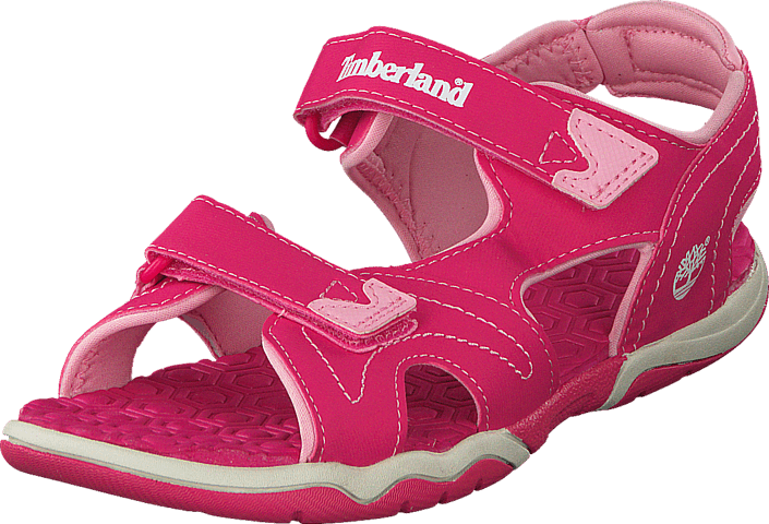 Timberland - Adventure Seeker 2 Strap jr Hot Pink/Pink