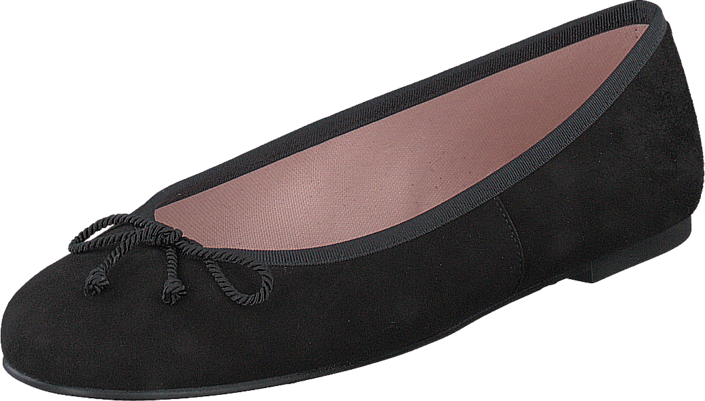Pretty Ballerinas 35629 Suede Black