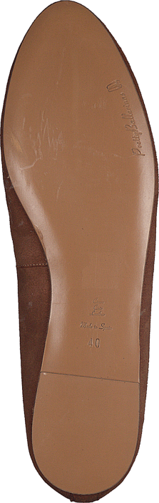 Pretty Ballerinas - 44922 Brown Suede