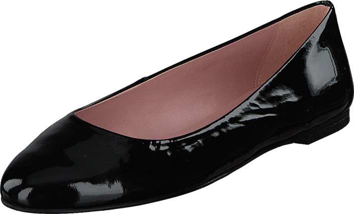 Pretty Ballerinas 44923 Black Patent