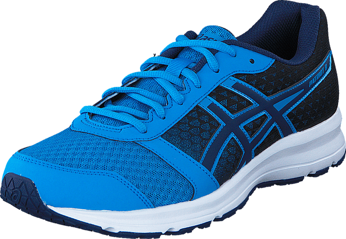 Asics Patriot 8 Imperial/Indigo Blue/White