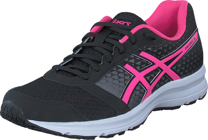 Asics Patriot 8 Black/Hot Pink/White