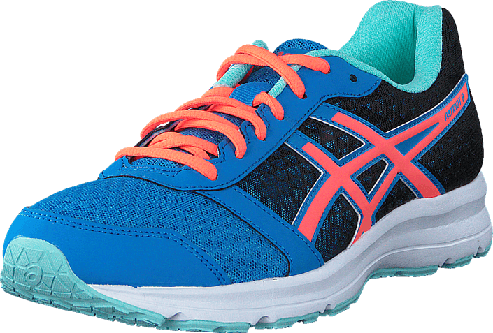 Asics - Patriot 8 Diva Blue/Flash Coral/Aqua Spl