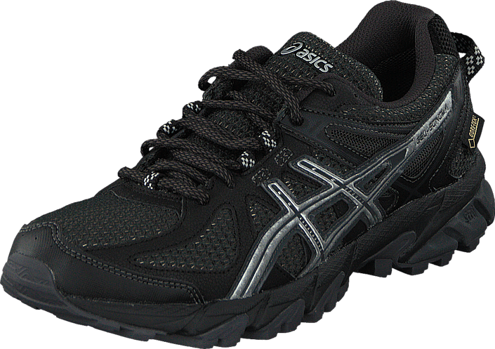Asics - Gel-Sonoma G-Tx W Black/Silver/Dark Grey