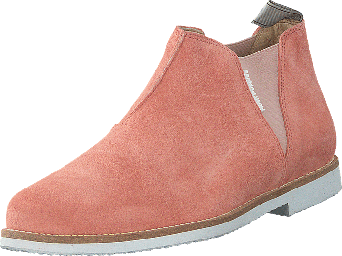Hush Puppies Lea Low Chelsea Salmon