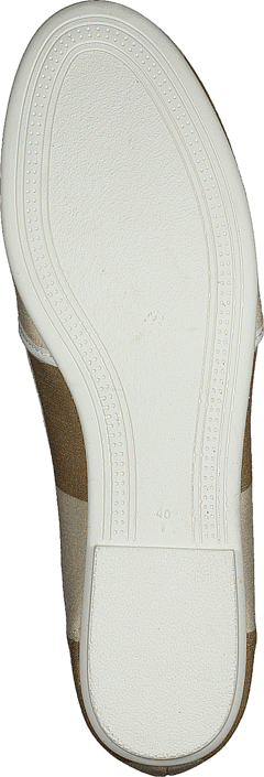 Hush Puppies Stacy Slip Offwhite/ Taupe