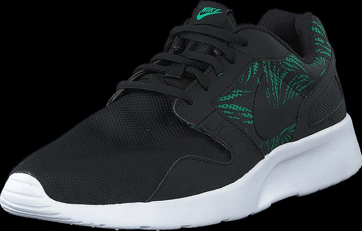 Nike - Nike Kaishi Print Black/Black-Lucid Green-White