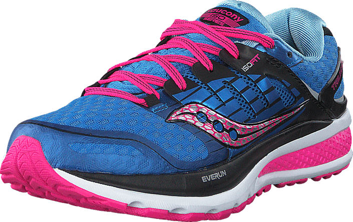 Saucony - Triumph ISO 2 Blue/Pink