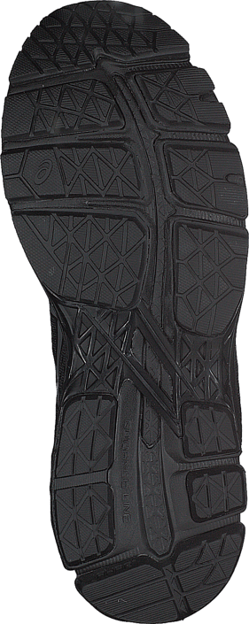 Asics - T547N 9993 Gel Kayano 22 Onyx/Silver/Charcoal